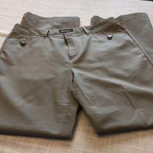 Eddie Bauer Wrinkle Resistant Pant